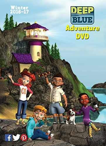 9781501816994: Deep Blue Adventure DVD Winter 2016-17: Ages 3-10