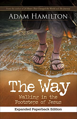 9781501828782: The Way, Expanded Paperback Edition: Walking in the Footsteps of Jesus