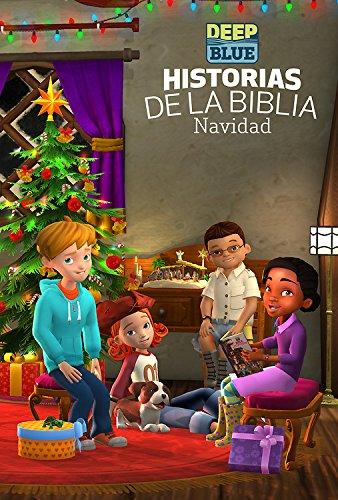 Deep Blue Historias de la Biblia Navidad: Daphna Flegal