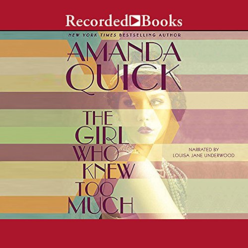 The Girl Who Knew Too Much (cd)