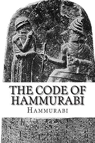 9781502300065: The Code of Hammurabi