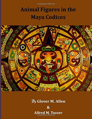 9781502316165: Animal Figures in the Maya Codices