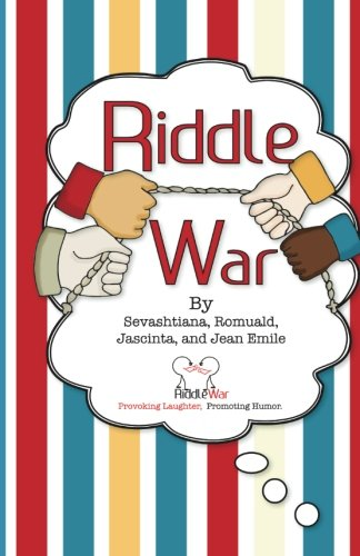 9781502316868: Riddle War: Riddles That Provoke Laughter and Promote Humor