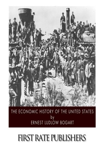 9781502320537: The Economic History of the United States
