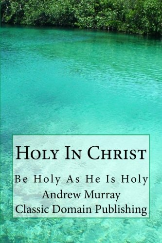 9781502323545: Holy In Christ