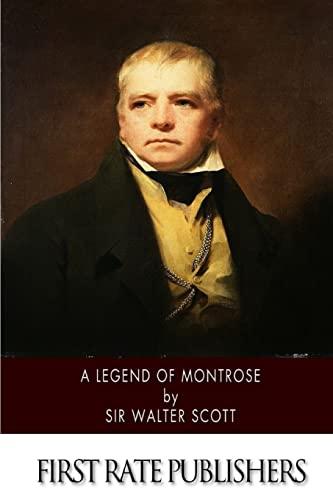 9781502325266: A Legend of Montrose