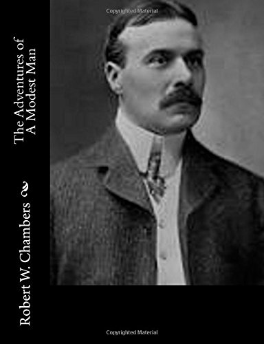 9781502327185: The Adventures of A Modest Man