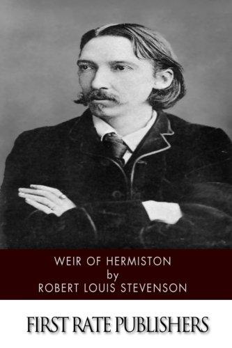 9781502328298: Weir of Hermiston