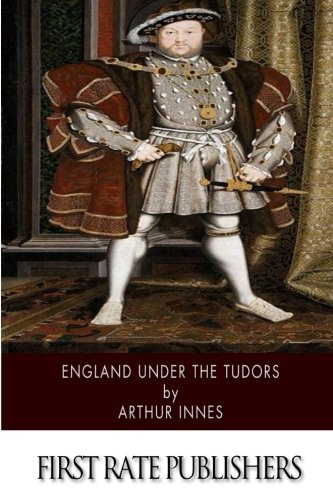 9781502337351: England Under The Tudors