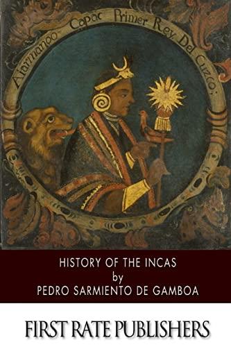 9781502337580: History of the Incas