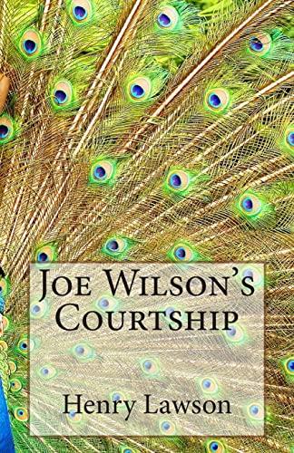 9781502339768: Joe Wilson's Courtship