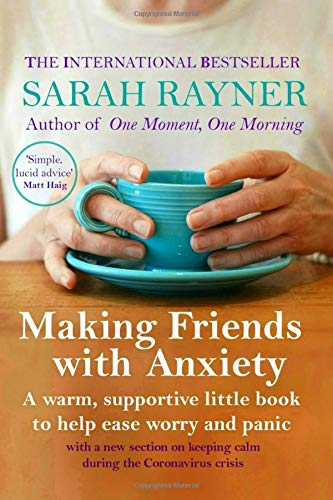 Making Friends with Anxiety: A warm, supportive little book to help ease worry and panic: Rayner, ...