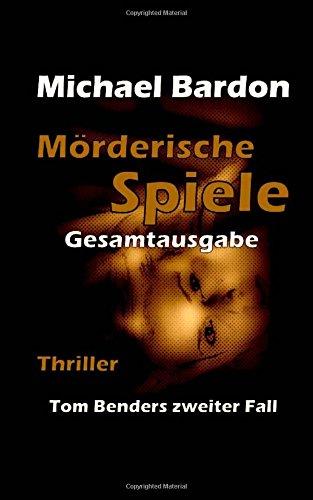 9781502354990: Mörderische Spiele: Teil 1 + Teil 2 - Gesamtausgabe