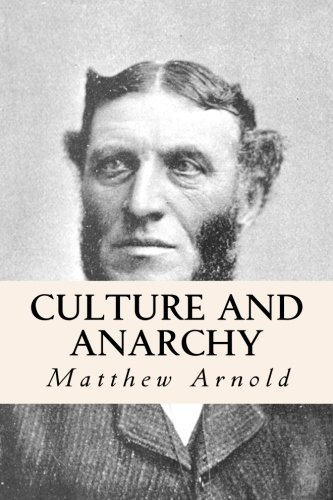 9781502356369: Culture and Anarchy