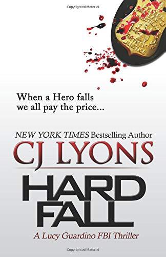 9781502366658: HARD FALL (Lucy Guardino FBI Thrillers Book 5) (Volume 5)