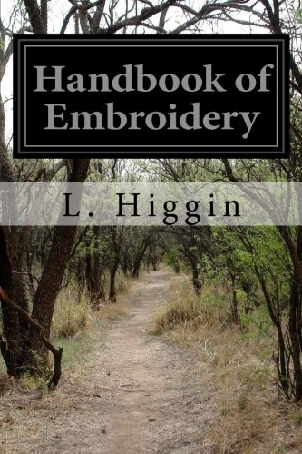 9781502369727: Handbook of Embroidery
