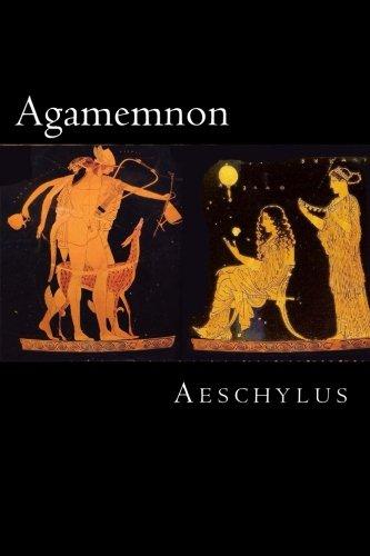 9781502375490: Agamemnon