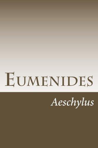 9781502375513: Eumenides