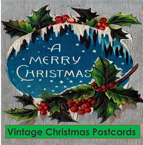 9781502384775: Vintage Christmas Postcards