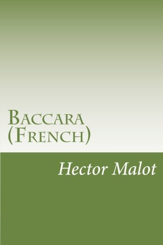 9781502387936: Baccara (French) (French Edition)