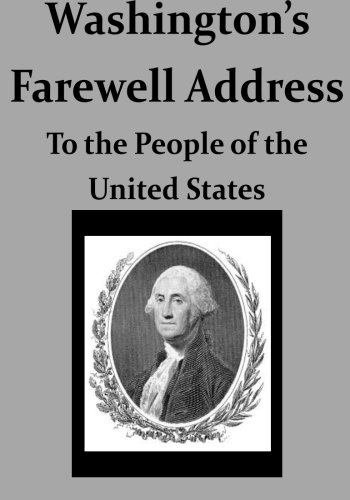 9781502395719: Washington's Farewell Address To the People of the United States