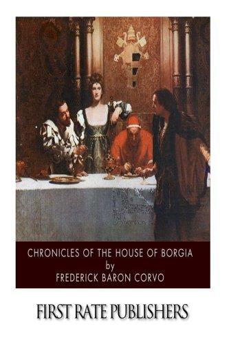 9781502399625: Chronicles of the House of Borgia
