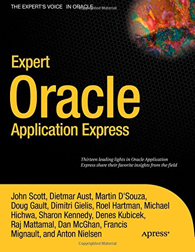 9781502411488: Expert Oracle Application Express