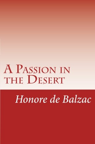 9781502415479: A Passion in the Desert