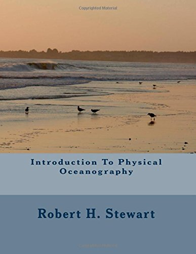 9781502424839: Introduction To Physical Oceanography