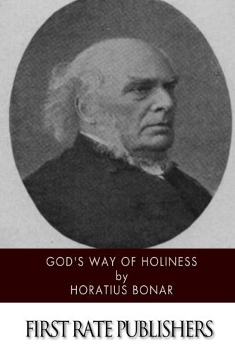 9781502431547: God's Way of Holiness