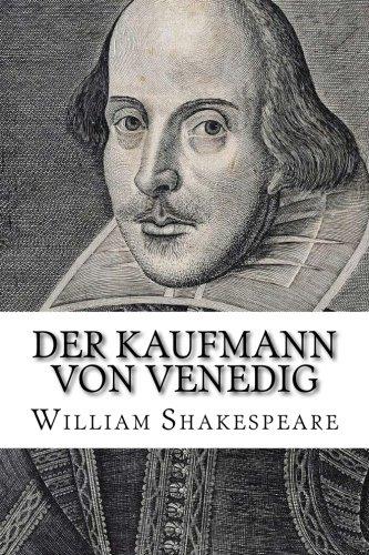 9781502446701: Der Kaufmann von Venedig (German Edition)