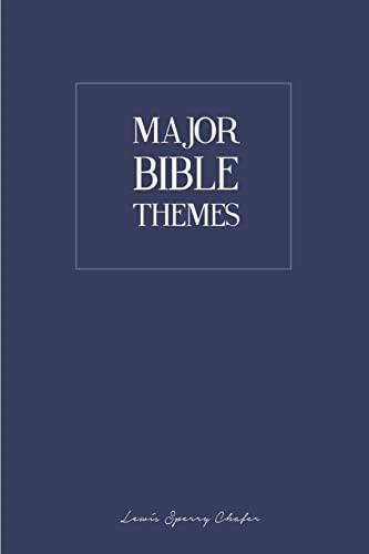 9781502447104: Major Bible Themes