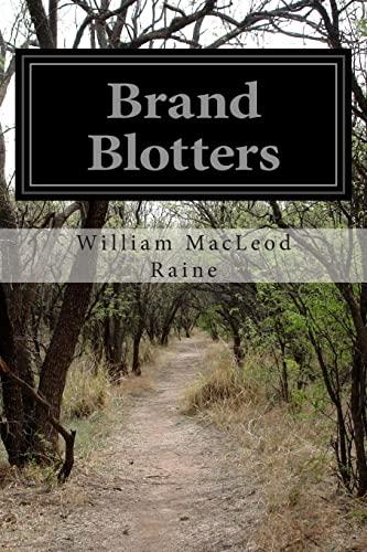 9781502449962: Brand Blotters