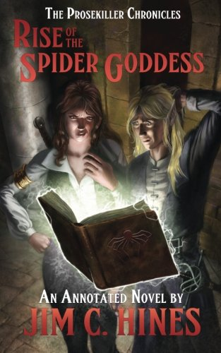 Rise of the Spider Goddess - Hines, Jim C.
