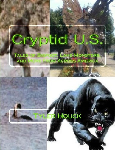 9781502458216: Cryptid U.S.: Tales of Bigfoot, Lake Monsters, and More from Across America