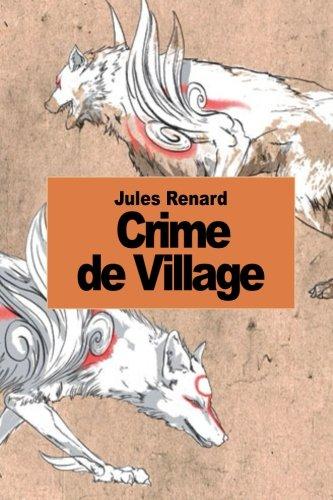 9781502470492: Crime de village (French Edition)