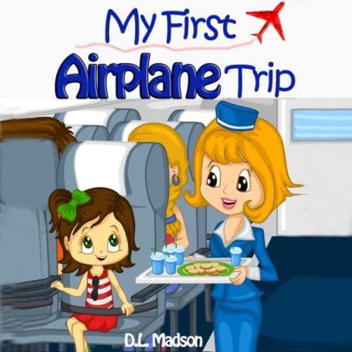 9781502473172: My First Airplane Trip