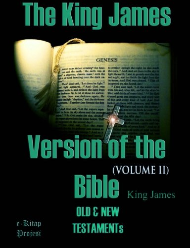 The King James Version of the Bible: James, King