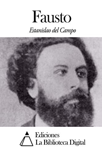 Fausto (Paperback): Estanislao del Campo