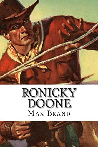 9781502487612: Ronicky Doone