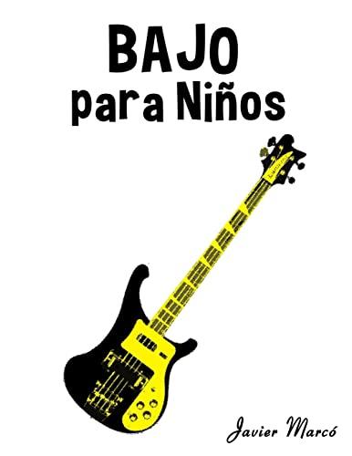 Bajo Para Ninos: Musica Clasica, Villancicos de: Javier Marco