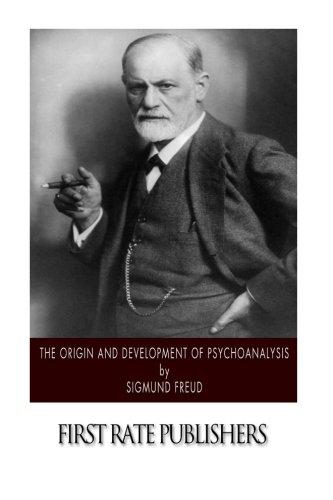 9781502496379: The Origin and Development of Psychoanalysis