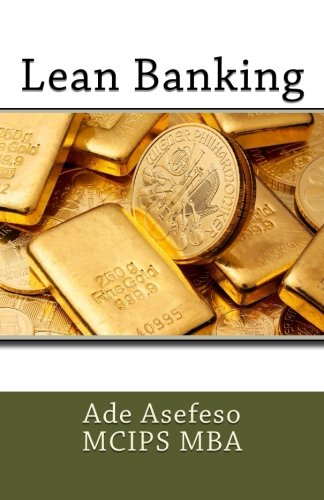 Lean Banking (Paperback): Ade Asefeso MCIPS