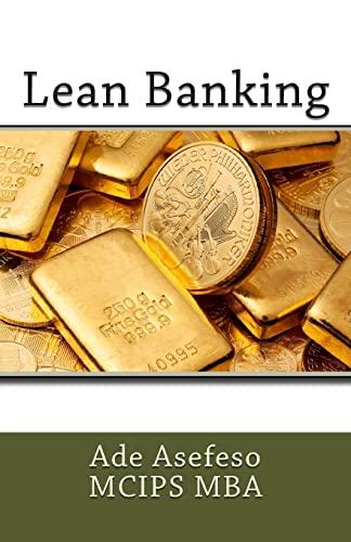 9781502509420: Lean Banking