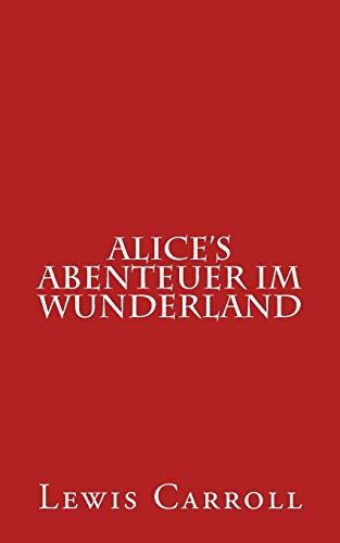 9781502521033: Alice's Abenteuer im Wunderland
