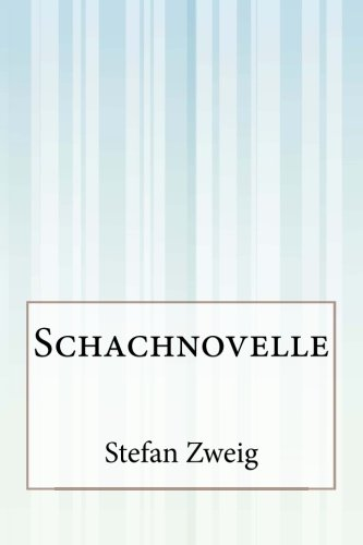 9781502530219: Schachnovelle (German Edition)