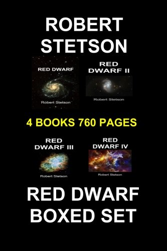 9781502548528: Red Dwarf Boxed Set