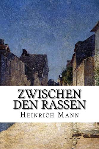 9781502552785: Zwischen den Rassen (German Edition)
