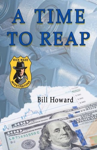 9781502557285: Rick Wade:Investigations: A Time To Reap