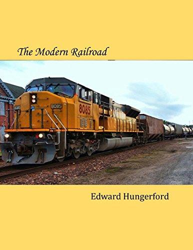 9781502569493: The Modern Railroad